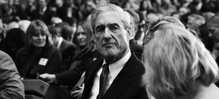 Special Counsel Robert Mueller, Washington D.C., 2017. (photo: Alex Wong/Getty Images)