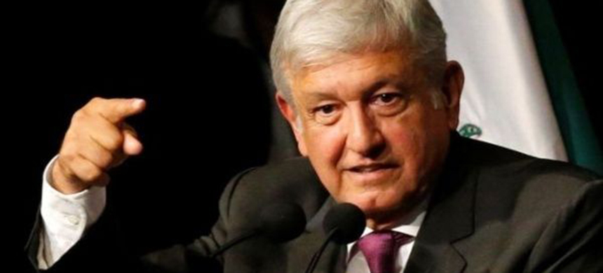 President-elect of Mexico Andres Manuel Lopez Obrador. (photo: Reuters)