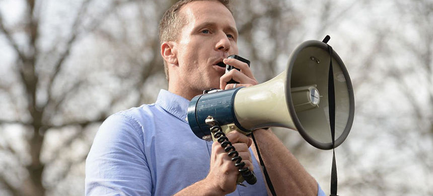 Eric Greitens. (photo: Getty Images)