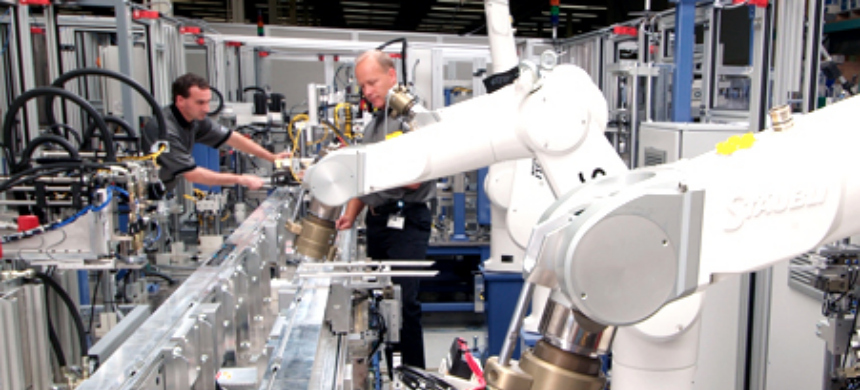 Automation replaces jobs faster than we come up with new work for people to do. (photo: ATS)