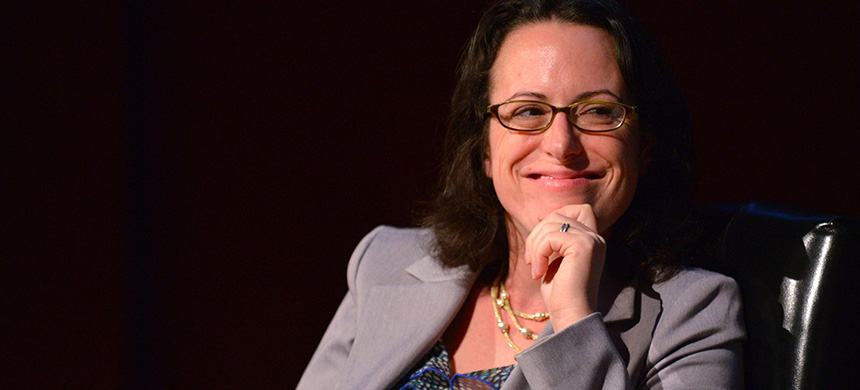 Maggie Haberman. (photo: Getty Images)