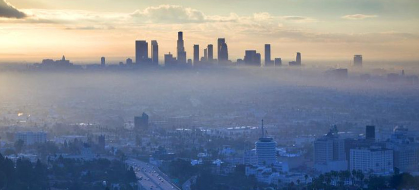 Los Angeles. (photo: Getty)
