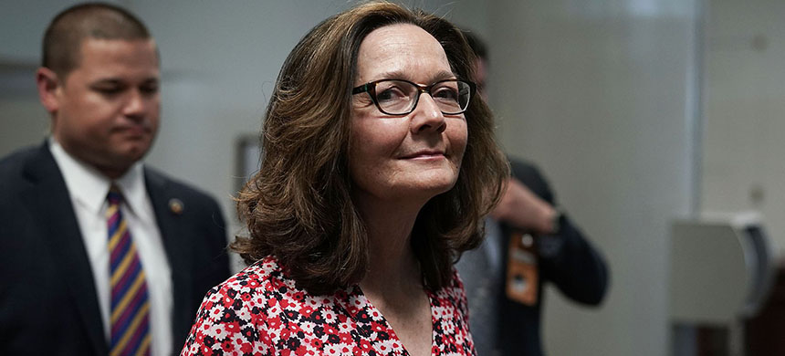 Gina Haspel. (photo: Alex Wong/Getty Images)