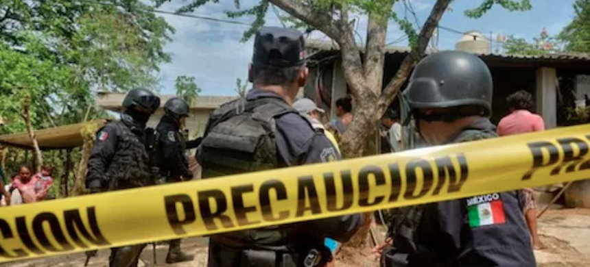 More than a dozen candidates for mayorships or state assembly seats have been killed so far in the campaign, most in the southern state of Guerrero. (photo: Getty Images)