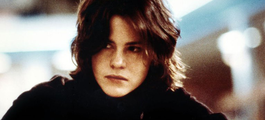 Ally Sheedy in 'The Breakfast Club.' (photo: Universal Pictures)