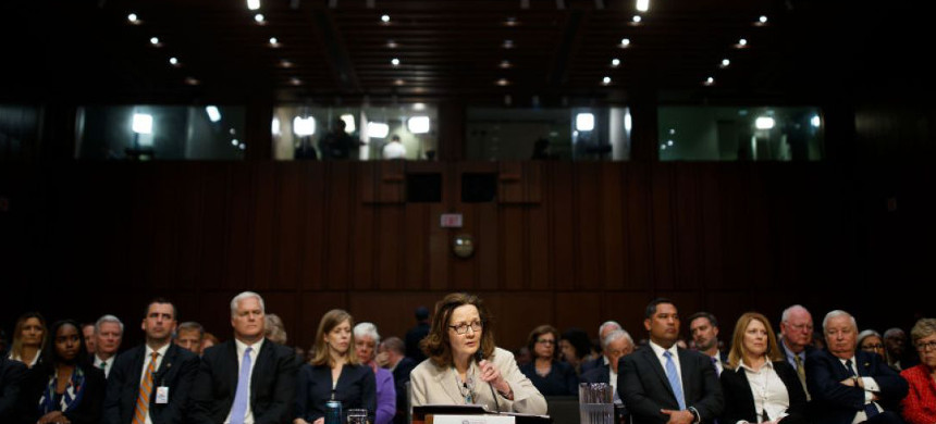 President Trump's pick to lead the CIA, Gina Haspel. (photo: Ting Shen/Xinhua)