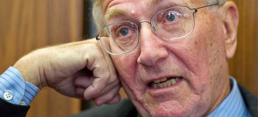 Seymour Hersh. (photo: Eckehard Schulz/DAPD)