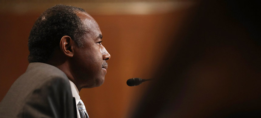 Ben Carson. (photo: Win McNamee/Getty Images)