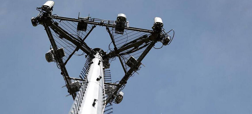 Residents in far southwest Fort Worth have been complaining about sporadic cell phone coverage. The ban on Chinese cellular equipment companies could make cell service even rarer in rural communities. (photo: Jeff Roberson/AP)