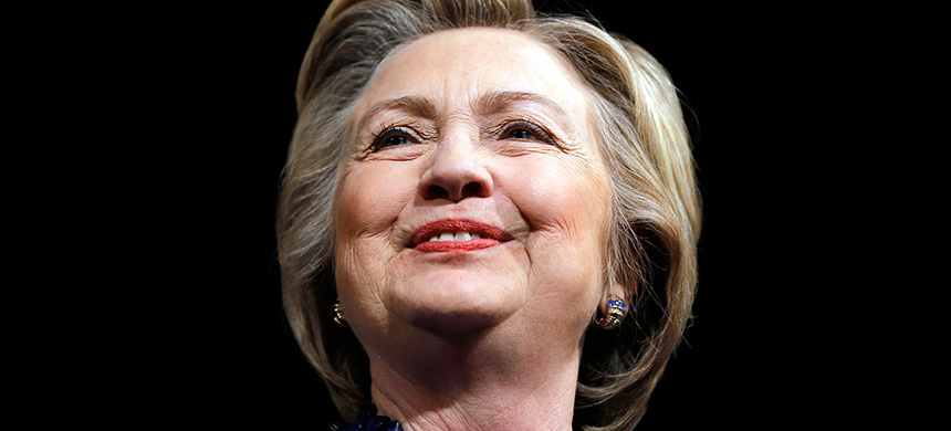 Hillary Clinton. (photo: Matt Rourke/AP)