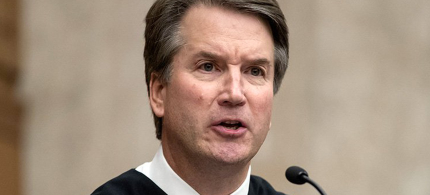 Supreme Court nominee Brett Kavanaugh. (photo: AP)