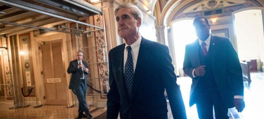 Special Counsel Robert Mueller. (photo: AP)