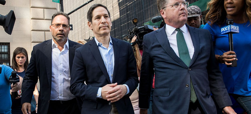 Tom Frieden, former director of the Centers for Disease Control under Obama. (photo: Drew Angerer/Getty Images)