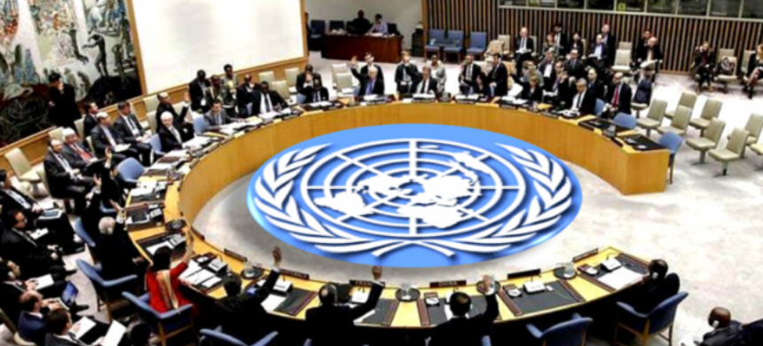 The United Nations Security Council. (photo: AP)