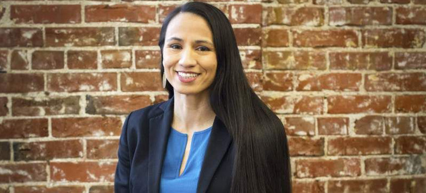 Former Kansas GOP Candidate said Democratic candidate Sharice Davids would be