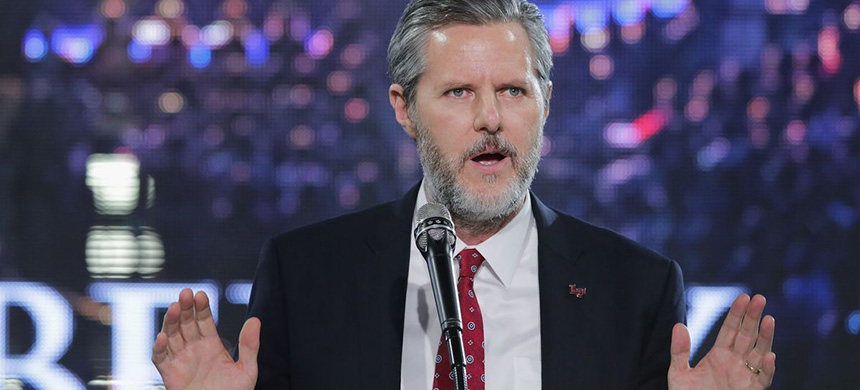 Jerry Falwell Jr. (photo: Getty Images)