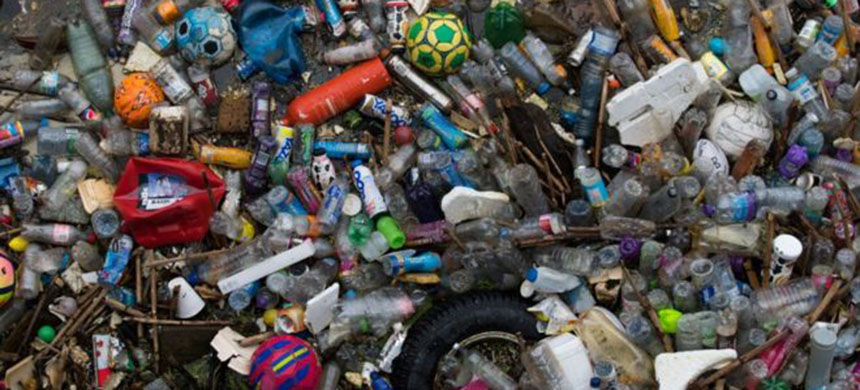 Plastic waste. (photo: Getty Images)