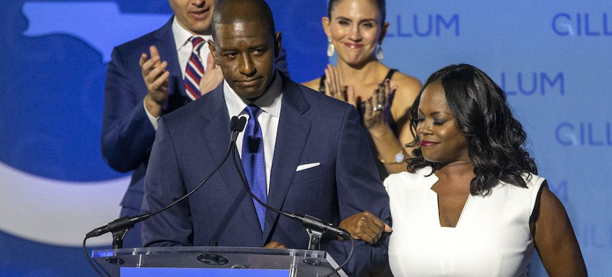 Democratic candidate for Governor in Florida Andrew Gillum. (photo: Getty)