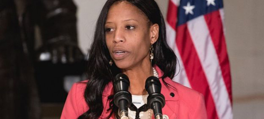 Mia Love may still win re-election - with no help from Donald Trump. (photo: Getty Images)