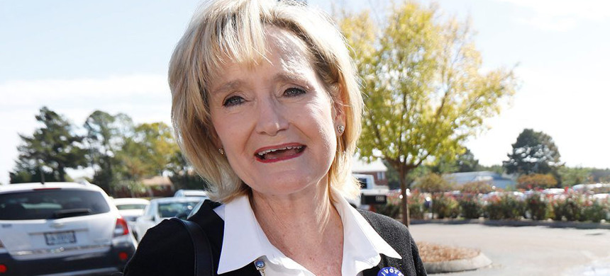 Senator Cindy Hyde-Smith. (photo: Getty)