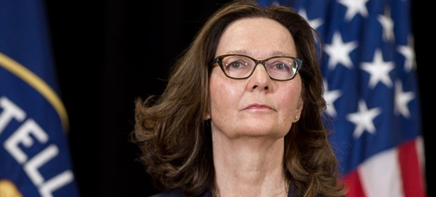 CIA director Gina Haspel reportedly discussed with Turkish officials an incriminating phone call between the Saudi crown prince and his brother. (photo: AFP)