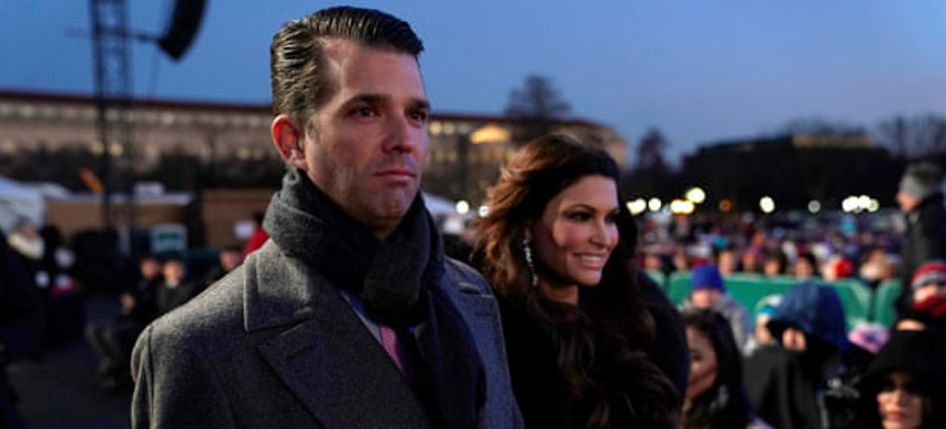 Donald Trump Jr. (photo: Jonathan Ernst/Reuters)