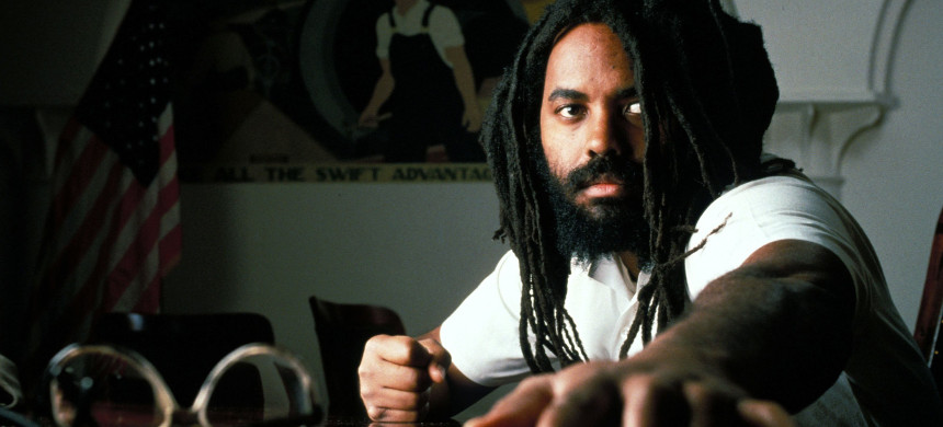 Mumia Abu-Jamal. (photo: Getty)