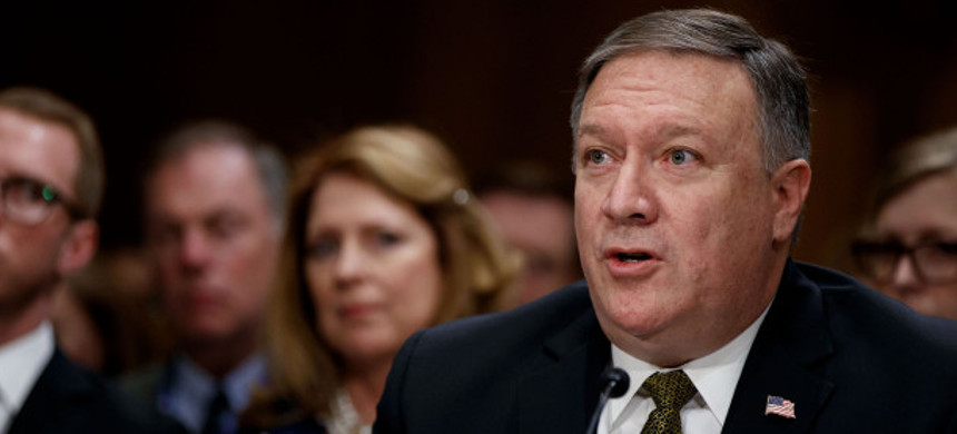 Secretary of State Mike Pompeo. (photo: Getty)