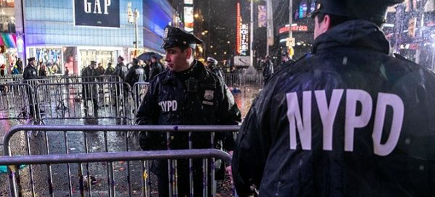 In a Freedom of Information Act request, hundreds of emails were released showing close monitoring of BLM activists by the NYPD. (photo: Reuters)