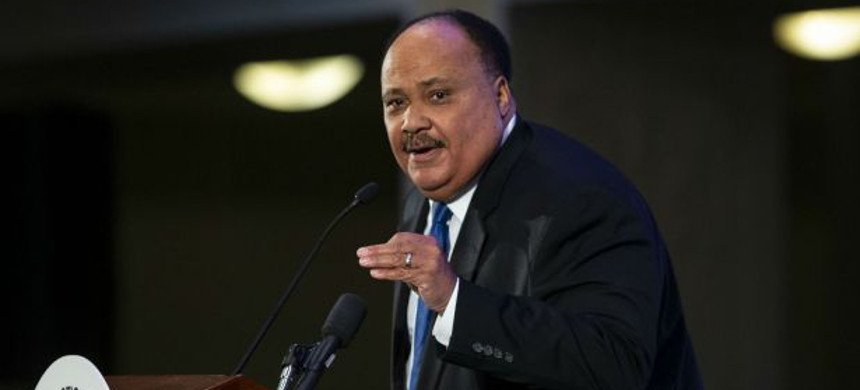 Martin Luther King III. (photo: Getty)