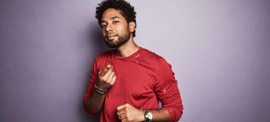 The hate crime allegedly took place around 2 a.m. on Tuesday, January 29, in Chicago, where Jussie Smollett lives while filming 'Empire.' (photo: LOOP)
