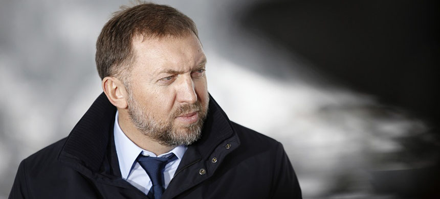 Oleg Deripaska, a Putin ally who once lent millions of dollars to Manafort, is important to an understanding of the relationship between the Trump presidency and Russia's national interests. (photo: Simon Dawson/Bloomberg/Getty Images)