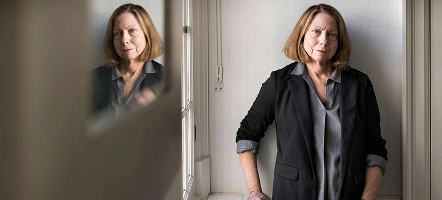 Jill Abramson's new book, Merchants of Truth, addresses the challenges of today's media landscape head on. (photo: Ali Smith/The Observer)