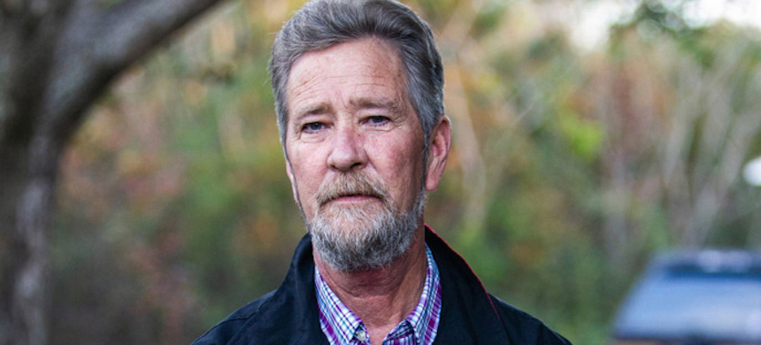 Leslie McCrae Dowless, the man who made election fraud talk come to life in North Carolina. (photo: Travis Long/Getty Images)