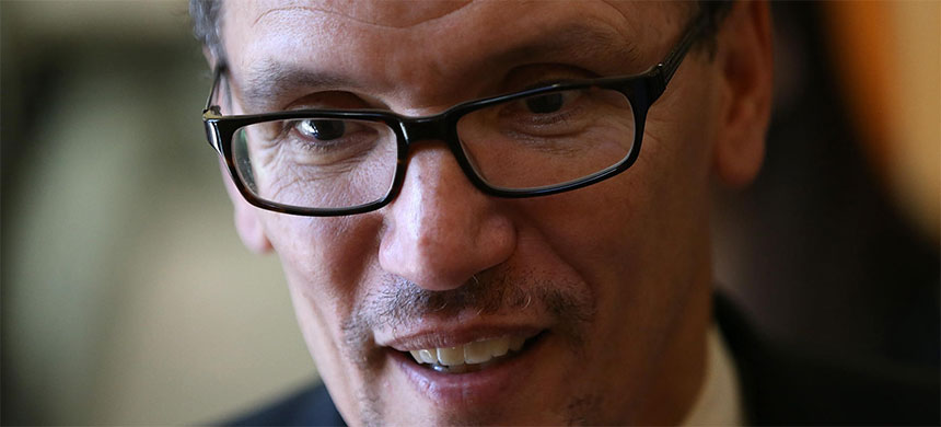 DNC Chair Tom Perez. (photo: Justin Sullivan/Getty Images)