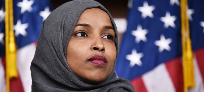 Representative Ilhan Omar. (photo: Mandel Ngan/Getty Images)