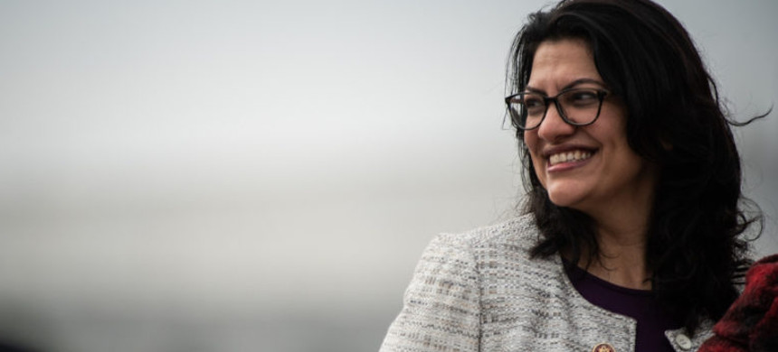 Rep. Rashida Tlaib. (photo: Getty)