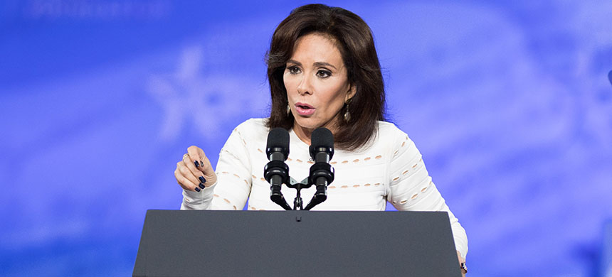 Jeanine Pirro in 2017. (photo: Michael Brochstein/SOPA Images/LightRocket/Getty Images)