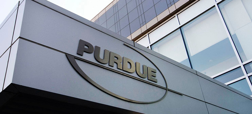 The Purdue Pharma offices in Stamford, Connecticut. The company, which has made billions of dollars selling the prescription painkiller OxyContin, has settled a lawsuit with the state of Oklahoma and will pay more than  million to create an addiction center and compensate local jurisdictions for the effects of the opioid crisis. (photo: Douglas Healey/AP)