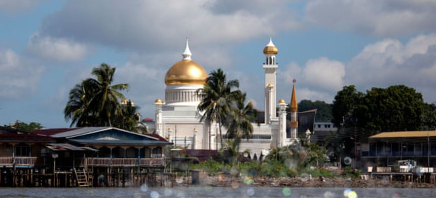 The new law is a directive from the Sultan of Brunei, Hassanal Bolkiah. (photo: David Cantrille/Alamy)