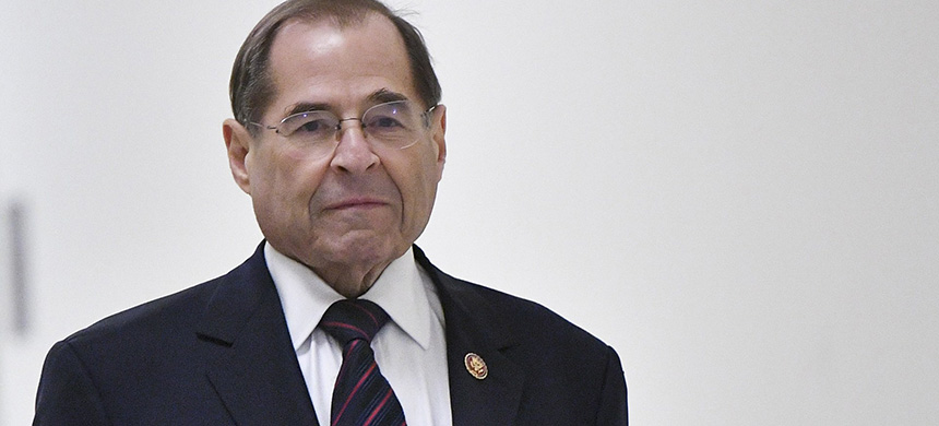 Jerry Nadler. (photo: Mandel Ngan/AFP/Getty Images)