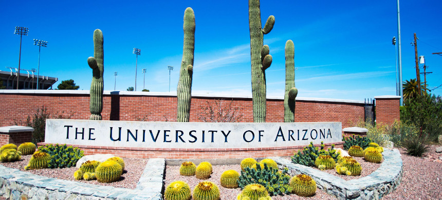 University of Arizona. (photo: Getty)