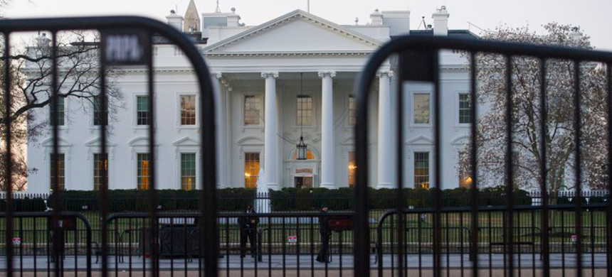 White House. (photo: Cliff Owen/AP)