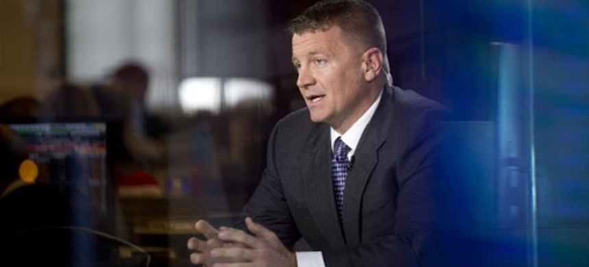Erik Prince. (photo: Getty Images)