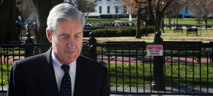 Robert Mueller. (photo: AP)