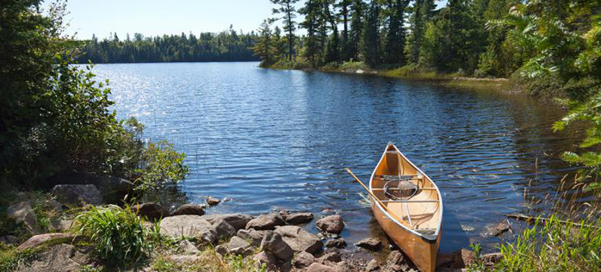 Boundary Waters Wilderness Area. (photo: Sierra Club)