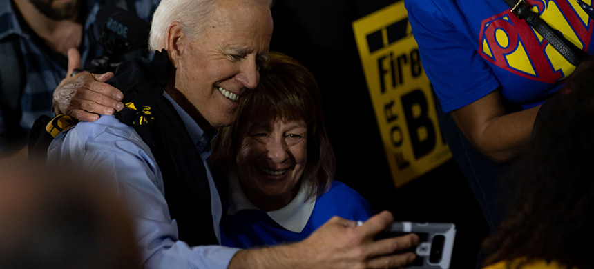 Joe Biden. (photo: AP)