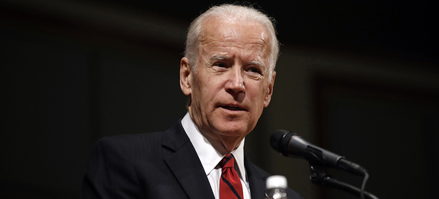 Joe Biden. (photo: Getty)
