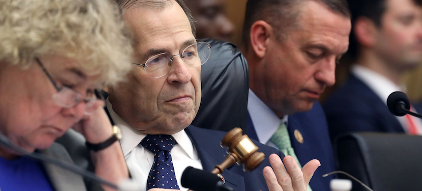 House Judiciary Committee Chairman Jerry Nadler. (photo: Chip Somodevilla/Getty Images)