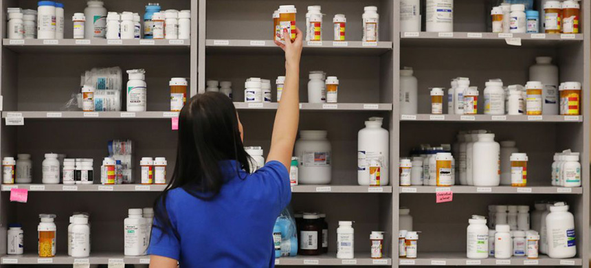 A pharmacy. (photo: Getty Images)